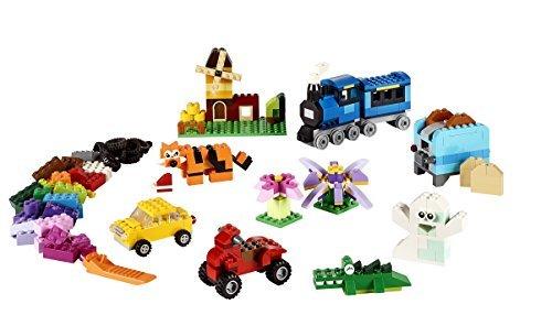 レゴ (LEGO) クラシック 黄色のアイデアボックス プラス 10696 35色のブロックセット 4歳以上の全ての男の子女の子_画像3