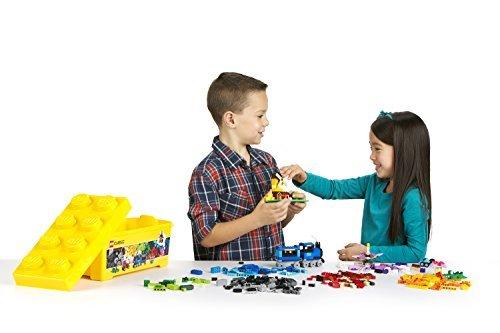 レゴ (LEGO) クラシック 黄色のアイデアボックス プラス 10696 35色のブロックセット 4歳以上の全ての男の子女の子_画像6
