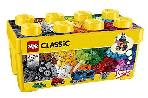 レゴ (LEGO) クラシック 黄色のアイデアボックス プラス 10696 35色のブロックセット 4歳以上の全ての男の子女の子_画像2