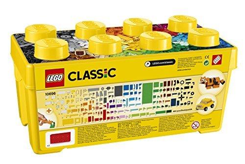 レゴ (LEGO) クラシック 黄色のアイデアボックス プラス 10696 35色のブロックセット 4歳以上の全ての男の子女の子_画像7
