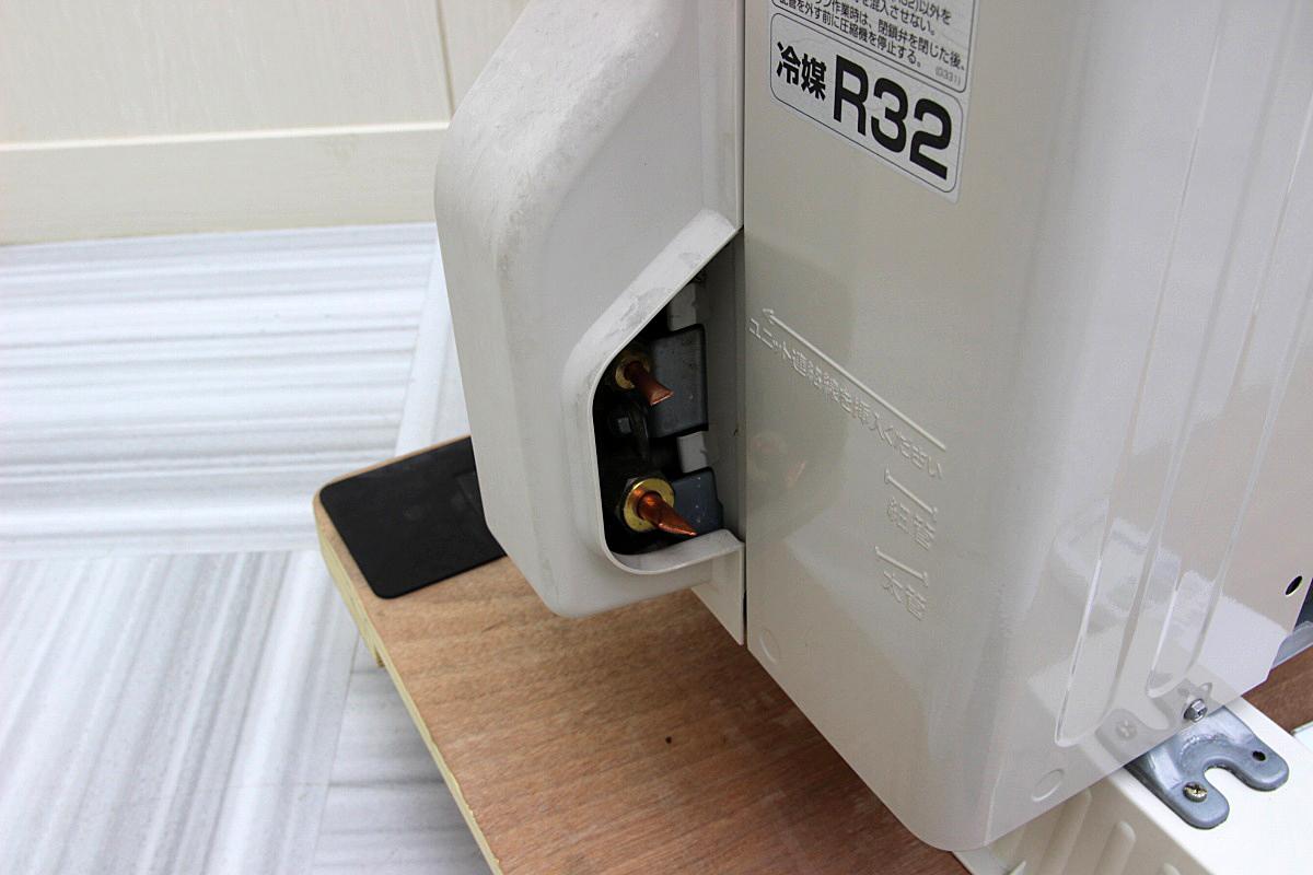 18年製 超美品!シャープSHARP ルームエアコン 家庭用 100V 4.0kw 16畳 動作保証 中古 電気工事不要 AY-G40H_画像6