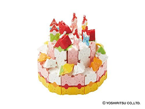 【☆特価品☆】 : ラキュー (LaQ) スイートコレクション スイーツパーティ( Sweet Collection SWEE_画像3