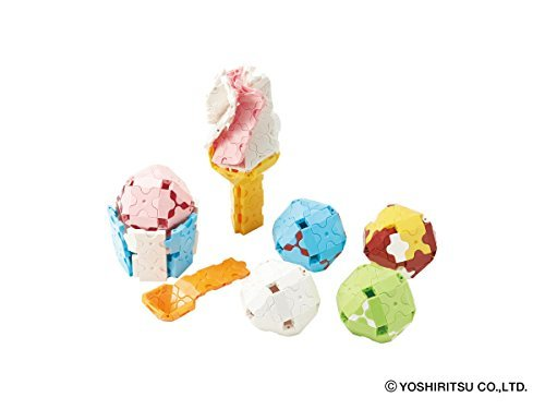 【☆特価品☆】 : ラキュー (LaQ) スイートコレクション スイーツパーティ( Sweet Collection SWEE_画像5