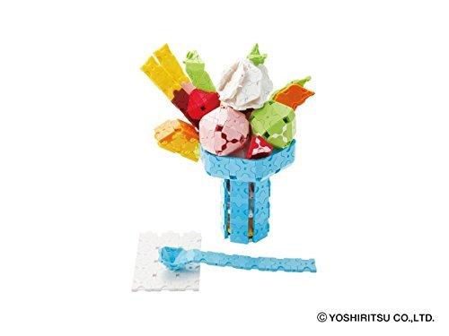 【☆特価品☆】 : ラキュー (LaQ) スイートコレクション スイーツパーティ( Sweet Collection SWEE_画像4