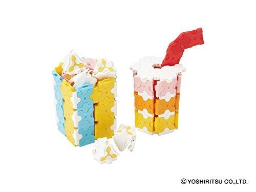 【☆特価品☆】 : ラキュー (LaQ) スイートコレクション スイーツパーティ( Sweet Collection SWEE_画像7