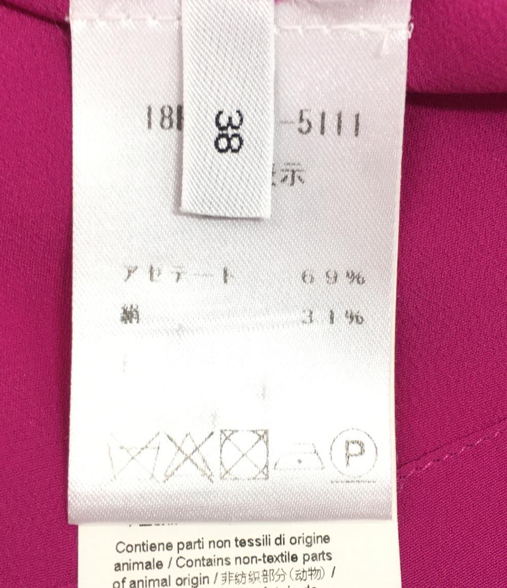 ヌメロヴェントゥーノ 半袖シャツ・ブラウス ピンク レディース SIZE 38 (S) n°21_画像4