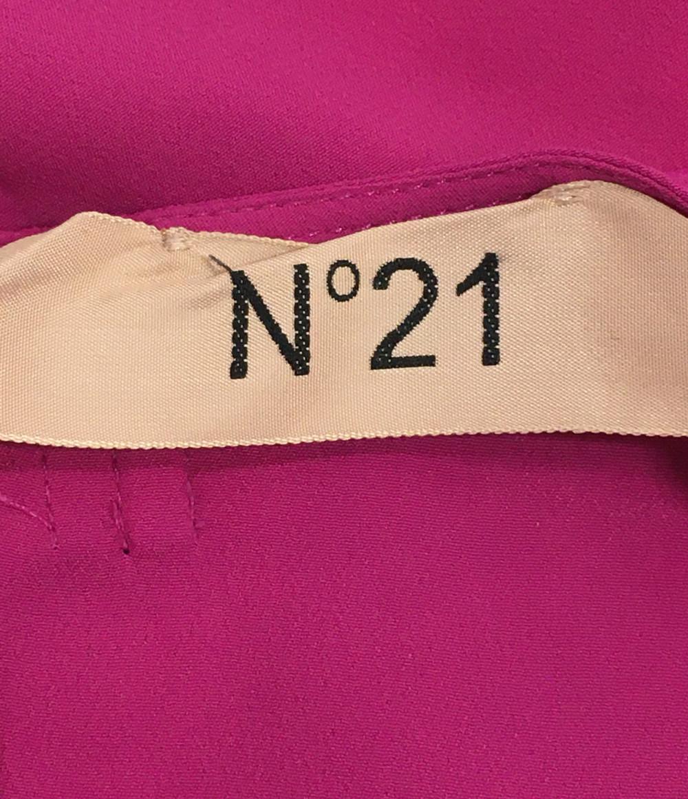 ヌメロヴェントゥーノ 半袖シャツ・ブラウス ピンク レディース SIZE 38 (S) n°21_画像3