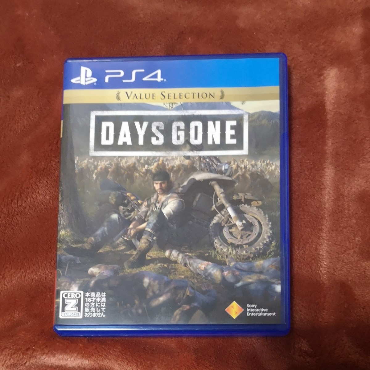 【PS4】 Days Gone [Value Selection]  デイズ ゴーン