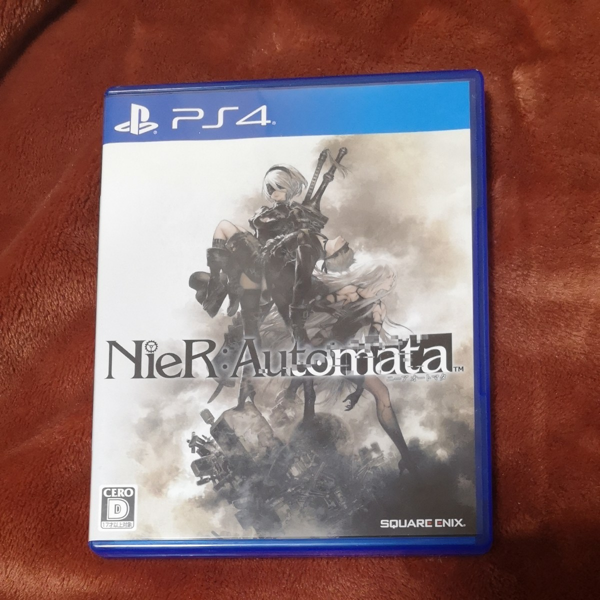 【PS4】  ニーアオートマタ NieR:Automata PS4ソフト