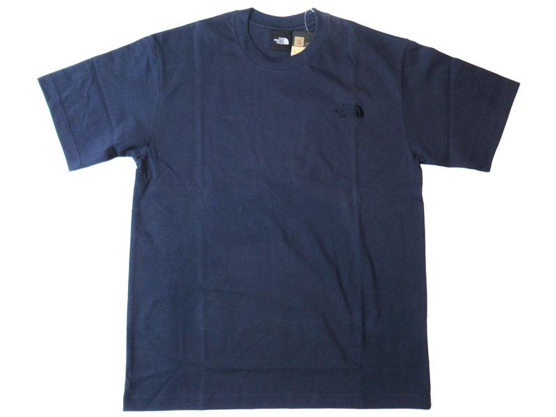 新品 THE NORTH FACE S/S Small One Point Logo Tee サイズXXL ネイビー 快適なTシャツです/ナナミカノースフェイスパープルレーベル
