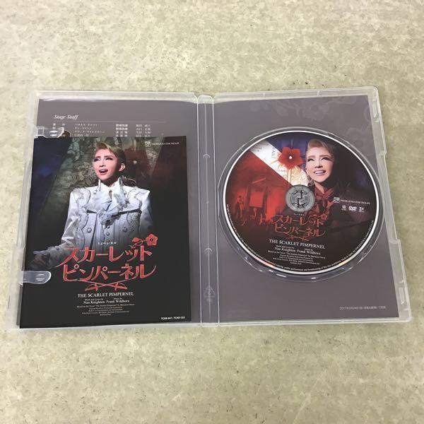 1円~ DVD 宝塚歌劇 星組公演 スカーレット・ピンパーネル_画像2