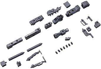 コトブキヤ M.S.G モデリングサポートグッズ ヘヴィウェポンユニット01 ストロングライフル ノンスケール プラモデル_画像1