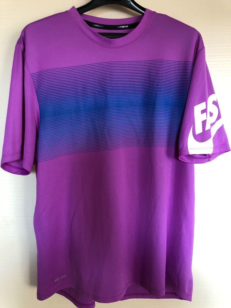 NIKE ナイキランニング Tシャツ【L】