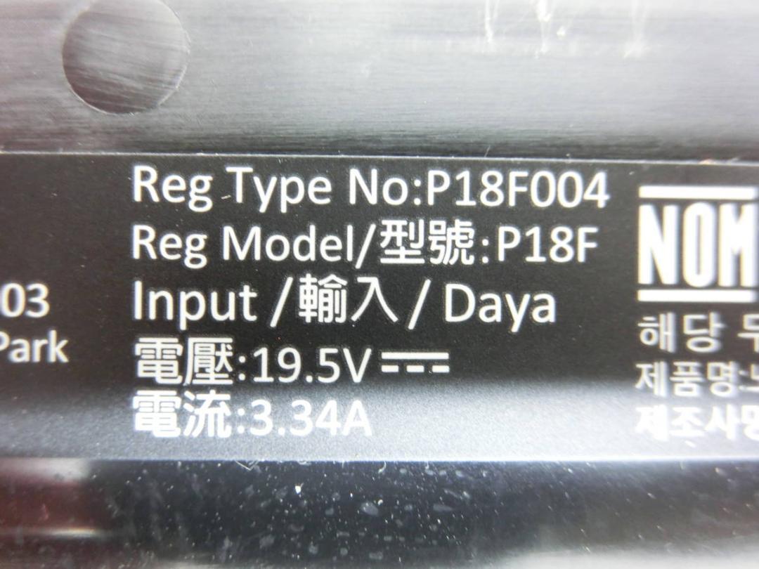 美品☆第三世代 Core i3 / 4GB / 500GB ♪Webカメラ塔載♪【 DELL 15型 ノートPC Vostro 2520 Windows10 】WiFi ACアダプター無 Y0339_画像10