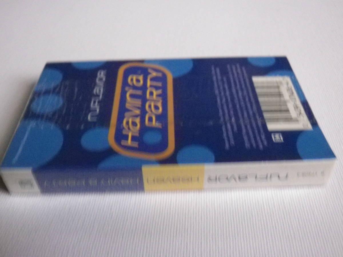 洋楽輸入盤未開封シングルカセット ニュー・フレイヴァー NU FLAVOR / Heaven 輸入版Single カセットテープ未使用品_画像5