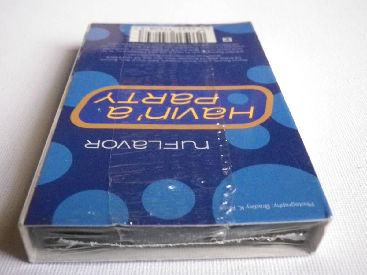 洋楽輸入盤未開封シングルカセット ニュー・フレイヴァー NU FLAVOR / Heaven 輸入版Single カセットテープ未使用品_画像6