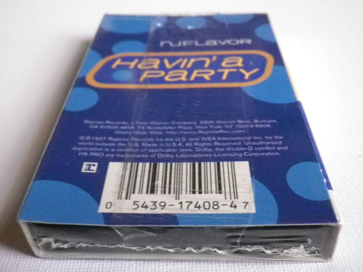 洋楽輸入盤未開封シングルカセット ニュー・フレイヴァー NU FLAVOR / Heaven 輸入版Single カセットテープ未使用品_画像7