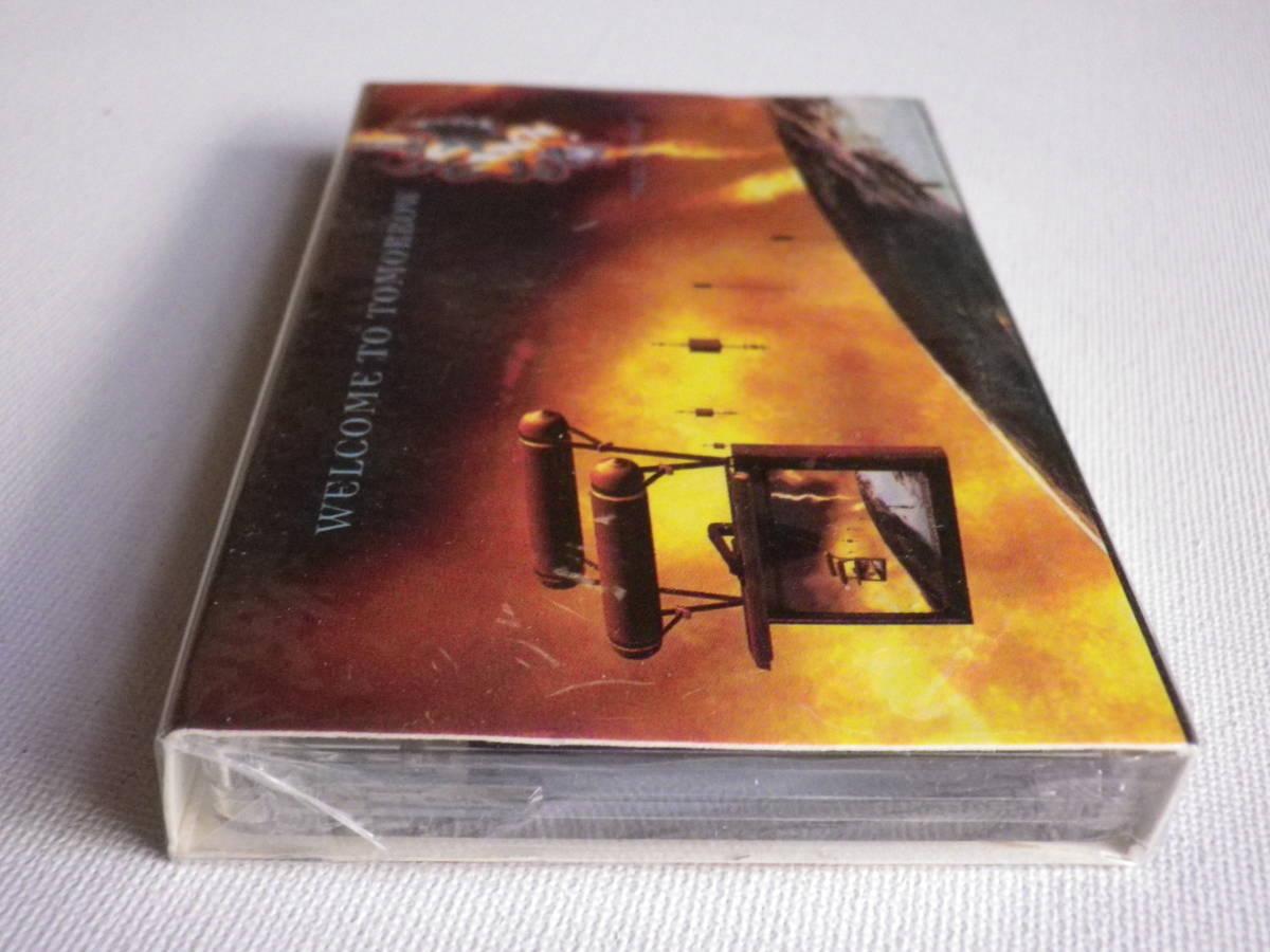 未開封洋楽輸入盤シングルカセットテープ SNAP 「Welcome To Tomorrow」輸入版Single 未使用品_画像7