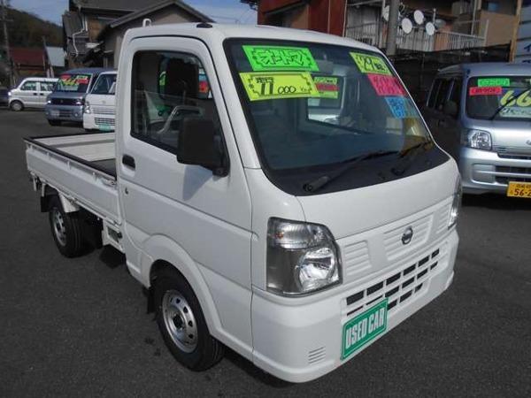 「NT100クリッパー 660 DX タイヤ&バッテリー&荷台マット新品」の画像2