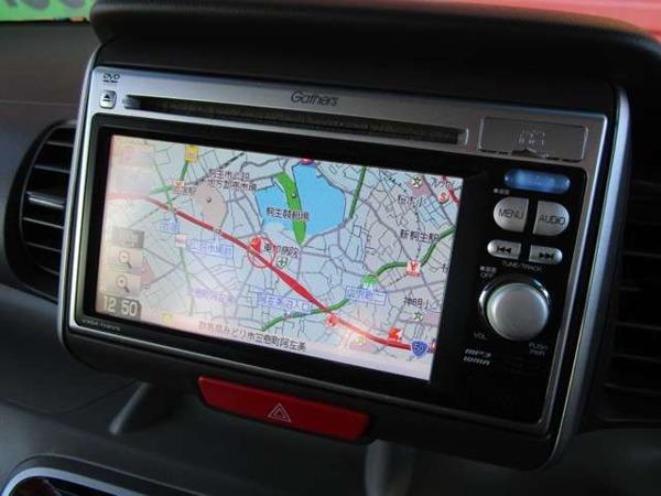 「N-BOX 660 G Lパッケージ パワースライド SDナビ/TV スマートキー」の画像2
