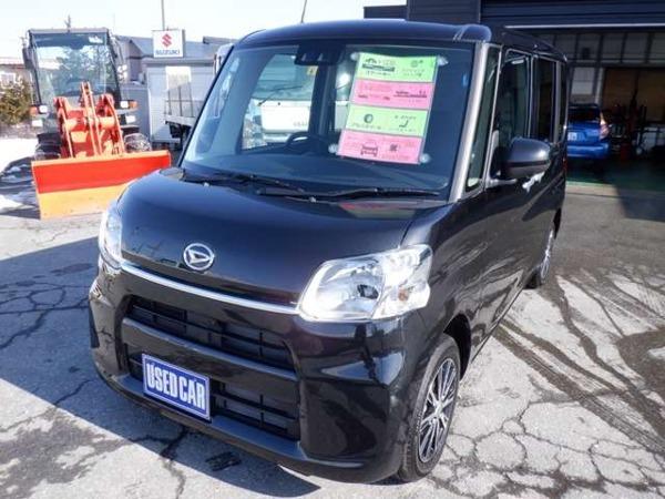 タント 660 X VS SAIII 4WD_人気のブラック!