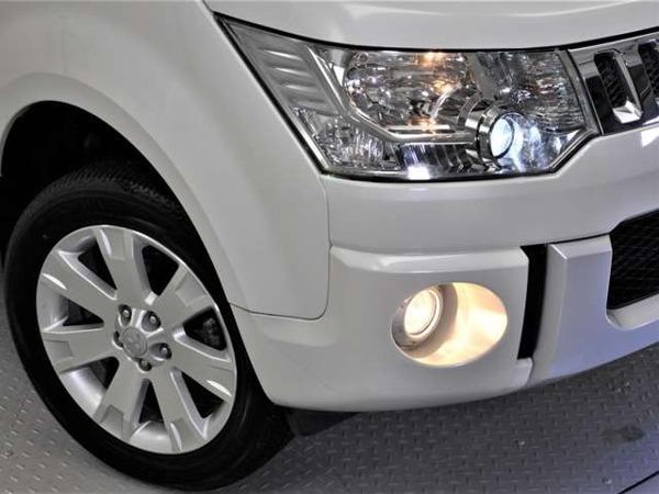 デリカD:5 2.4 G パワーパッケージ 4WD 両側パワスラ 社外ナビ Bカメラ_下にある[写真を見る]で全写真を見れます