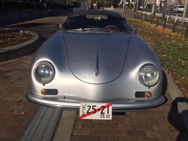 「356スピードスター 356スピードスター レプリカ ベース車VW BUBU製」の画像2