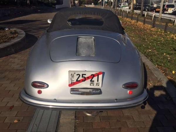 「356スピードスター 356スピードスター レプリカ ベース車VW BUBU製」の画像3