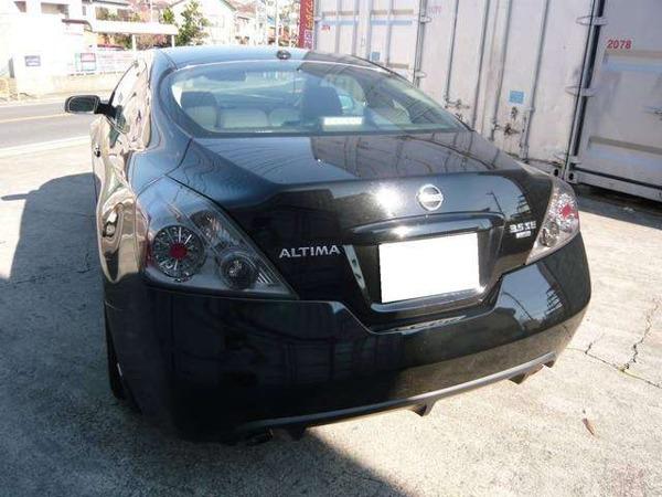 「アルティマクーペ 3.5 SE 車高調 20インチアルミ」の画像3