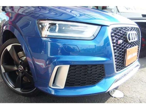 「RS Q3 2.5 4WD ファインナッパレザー ナビTV ワンオーナー」の画像3