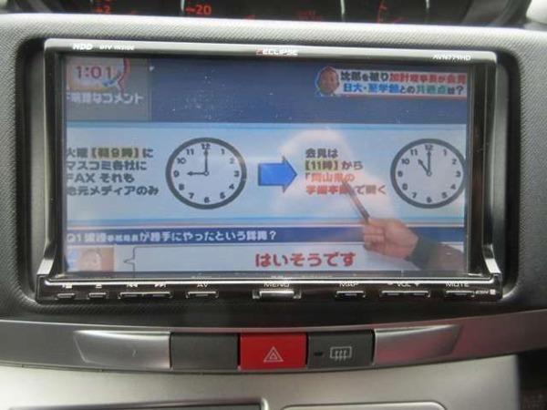 「ムーヴ 660 カスタム X 自社保証付スマートキー HDDナビ 地デジ」の画像2