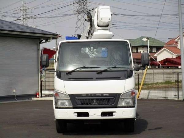 「キャンター AT-121TG(R) 鉄バケット タダノ 12m 高所作業車」の画像2