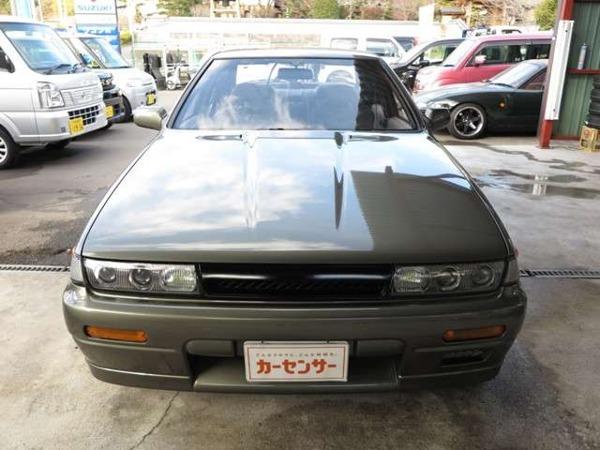 「セフィーロ オーテックジャパン 車高調 ハブ5穴 アルミホイール」の画像2