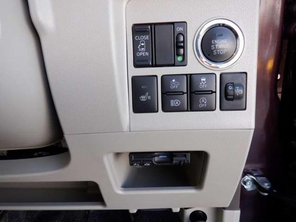 タント 660 X SAIII 4WD_ETC&プッシュスタート