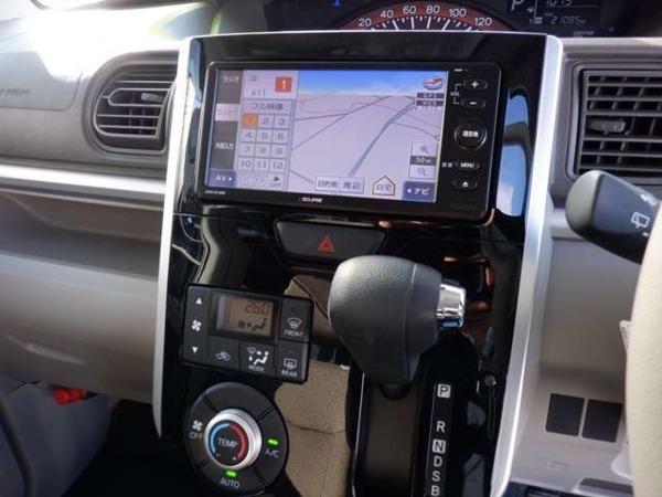 タント 660 X SAIII 4WD_ナビTV