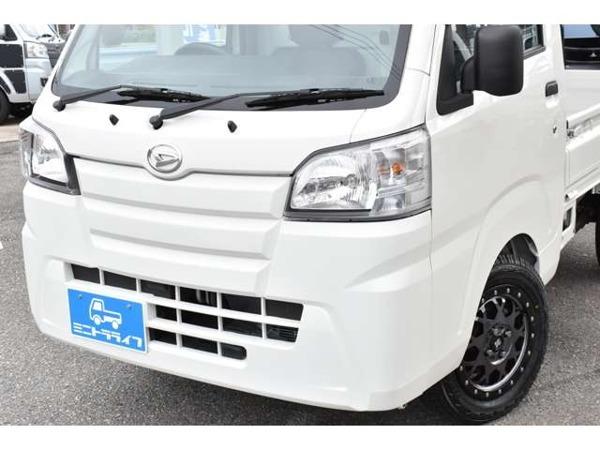 ハイゼットトラック 660 スタンダード 3方開 4WD アウトドア仕様 5MT 4WD MLJアルミ_画像5