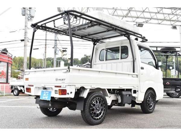 「ハイゼットトラック 660 スタンダード 3方開 4WD アウトドア仕様 5MT 4WD MLJアルミ」の画像3