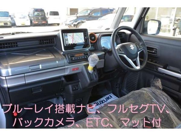 「スペーシア 660 ギア ハイブリッド XZターボ ブルーレイ搭載ナビバックカメラETCマット」の画像3