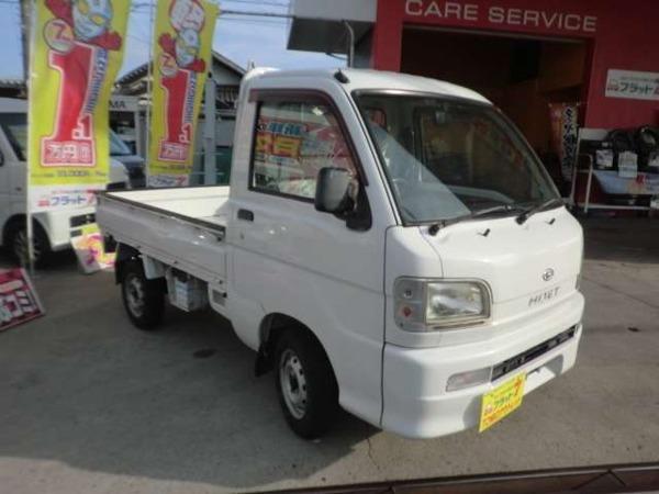 「ハイゼットトラック 660 エアコン・パワステスペシャル 3方開」の画像3