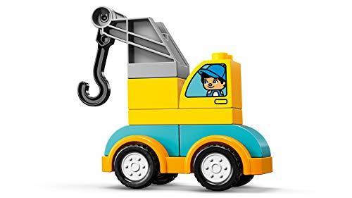 レゴ(LEGO) デュプロ はじめてのデュプロ レッカー車 10883 知育玩具 ブロック おもちゃ 男の子 車_画像7