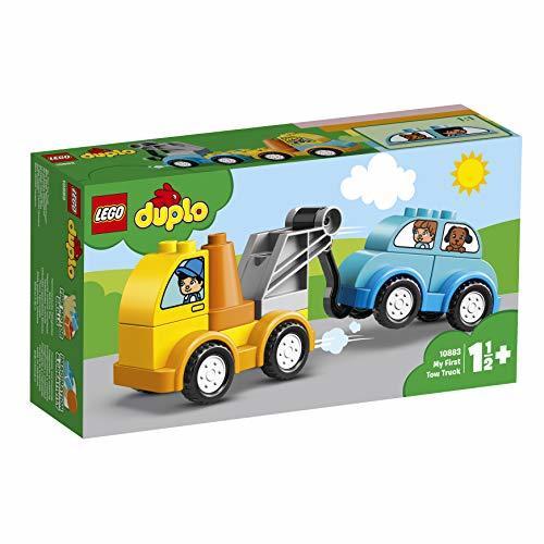 レゴ(LEGO) デュプロ はじめてのデュプロ レッカー車 10883 知育玩具 ブロック おもちゃ 男の子 車_画像2