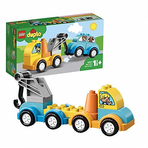 レゴ(LEGO) デュプロ はじめてのデュプロ レッカー車 10883 知育玩具 ブロック おもちゃ 男の子 車_画像10