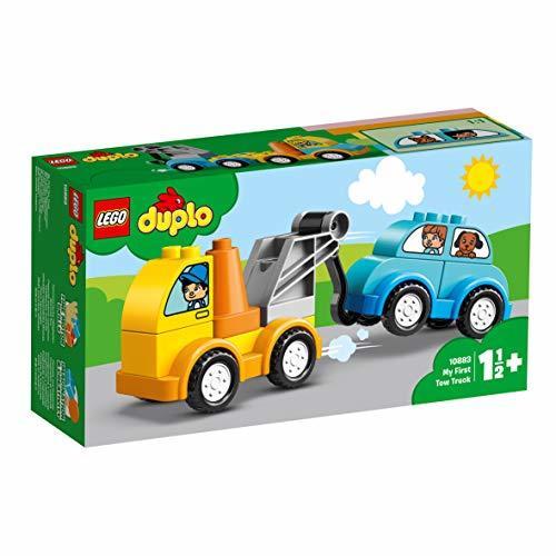 レゴ(LEGO) デュプロ はじめてのデュプロ レッカー車 10883 知育玩具 ブロック おもちゃ 男の子 車_画像9