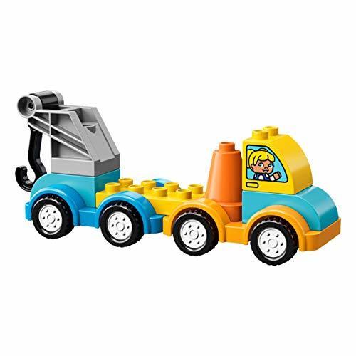 レゴ(LEGO) デュプロ はじめてのデュプロ レッカー車 10883 知育玩具 ブロック おもちゃ 男の子 車_画像4