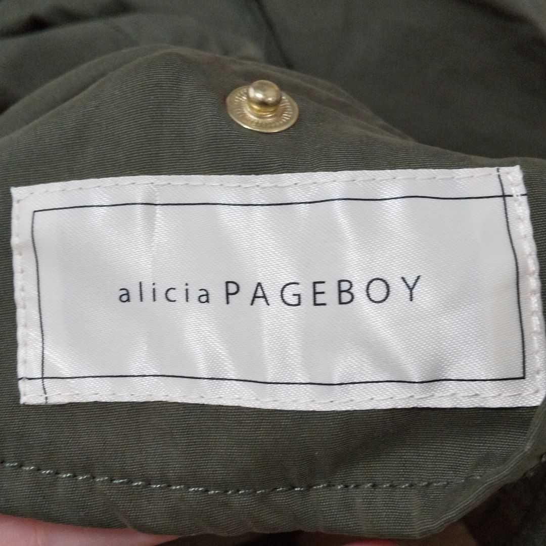 ページボーイ PAGEBOY 3way モッズコート ミリタリーコート モッズコート COAT