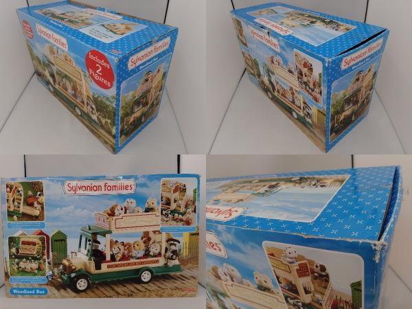 現状品 シルバニアファミリー 海外版 Woodland Bus_画像3