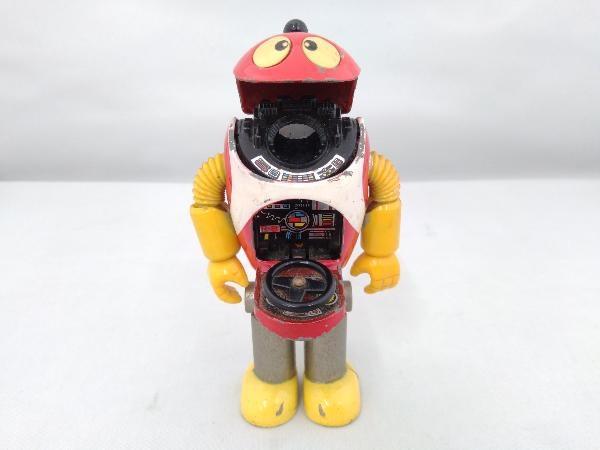 ポピー ロボットはっちゃん 超合金_画像6
