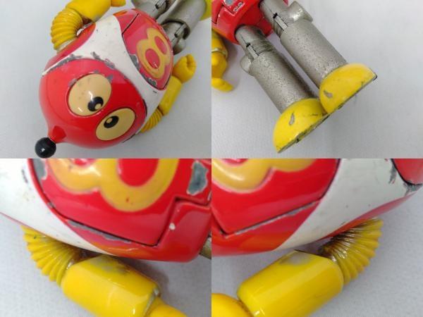 ポピー ロボットはっちゃん 超合金_画像7