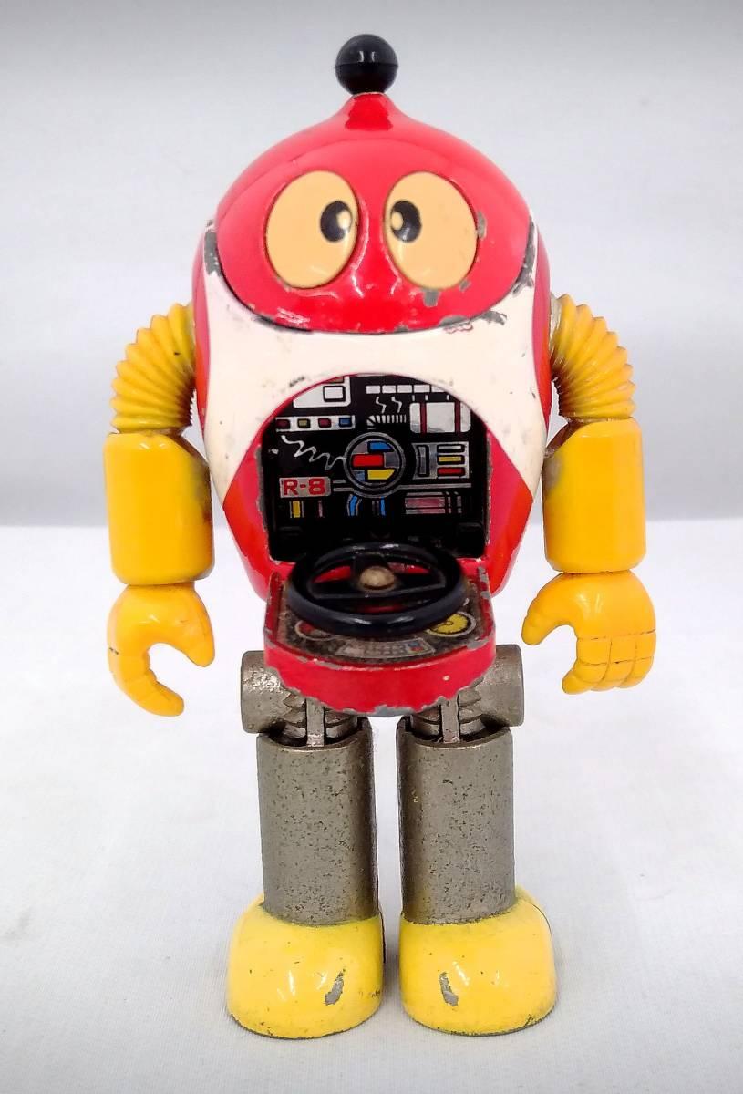 ポピー ロボットはっちゃん 超合金_画像1