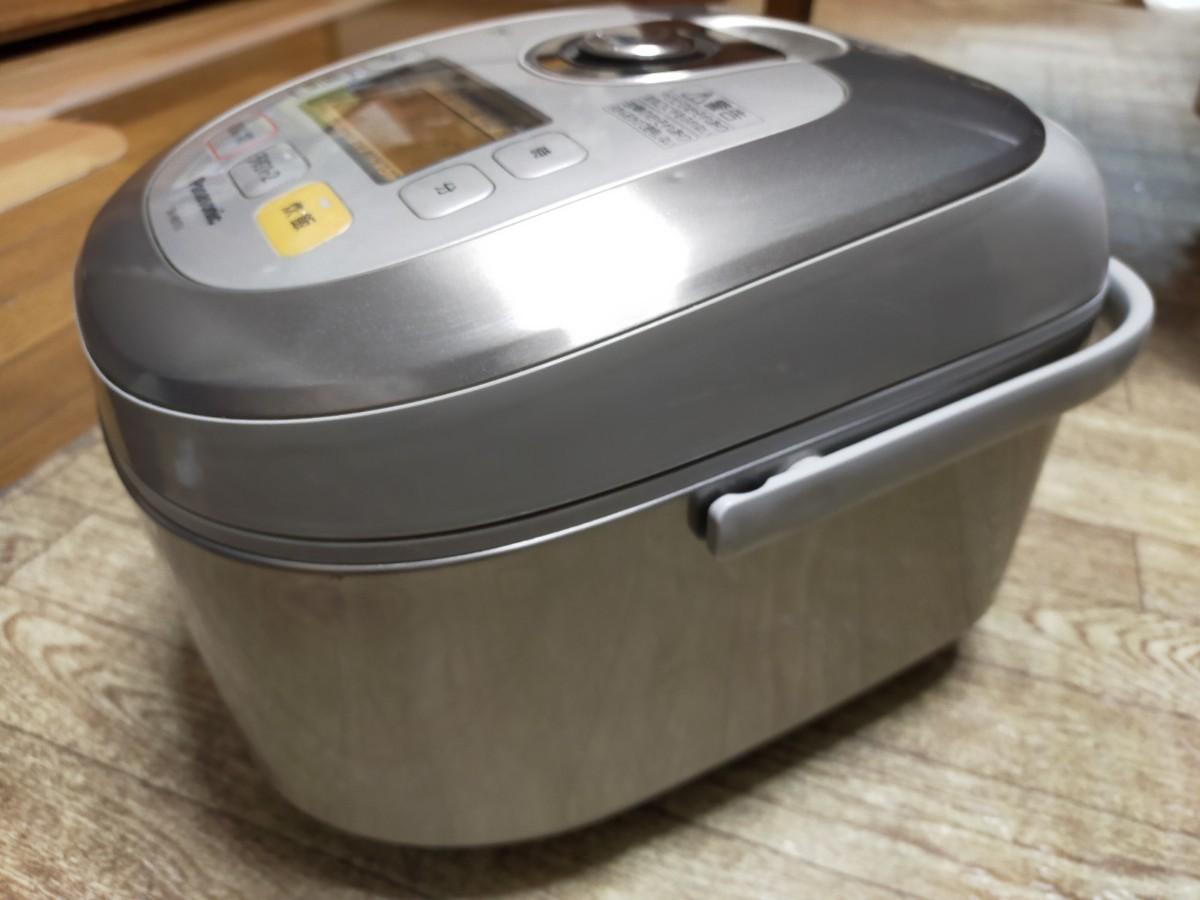 Panasonic IH炊飯器 SR-HB151 8合 パナソニック